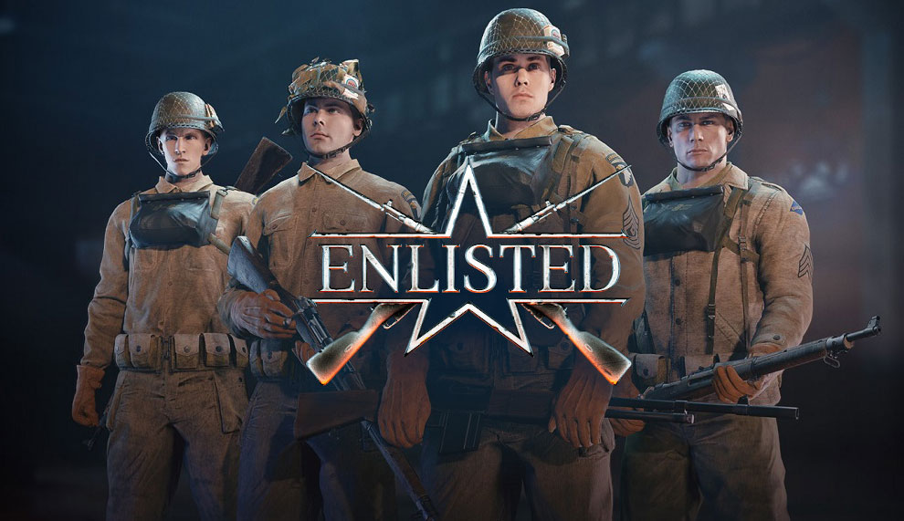 Enlisted Normandy